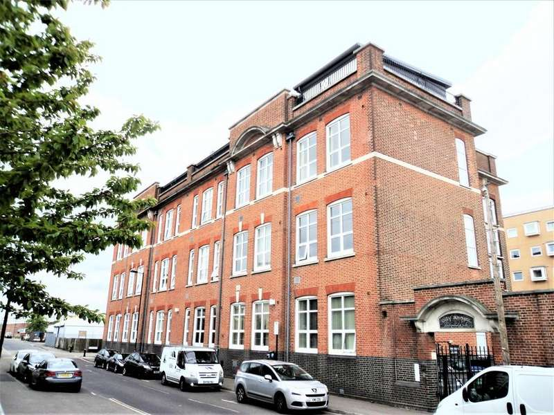 1 Bedroom Flat for sale in Anderson Road, Southampton