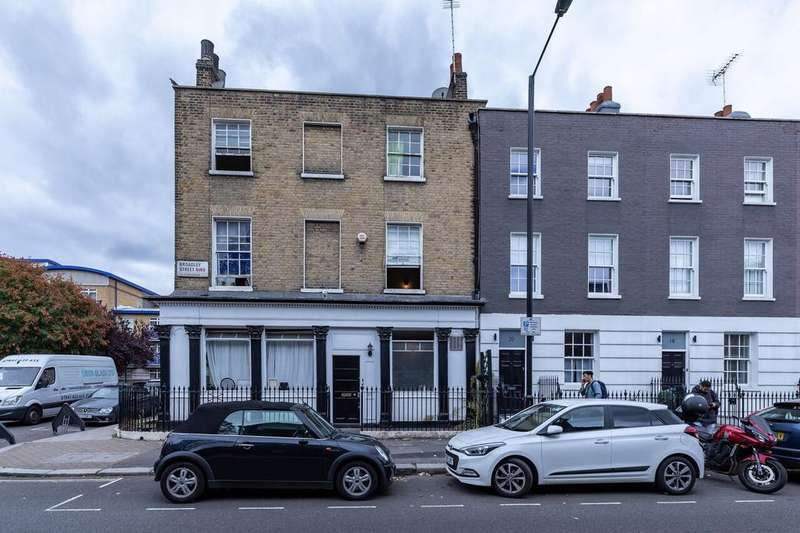 4 Bedrooms House for sale in Broadley Street, Lisson Grove, NW8