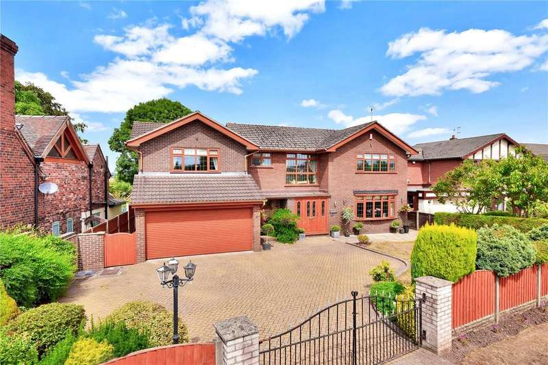 4 Bedrooms Detached House for sale in Barlaston, Staffordshire