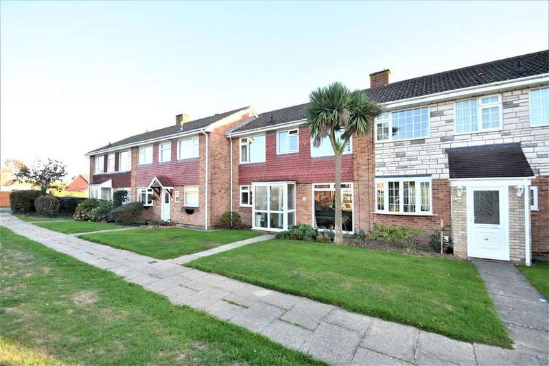 4 Bedrooms Terraced House for sale in The Curve, Peel Common, Gosport
