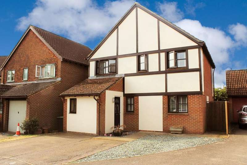 4 Bedrooms Detached House for sale in Jennings Close, Potton, Sandy, SG19