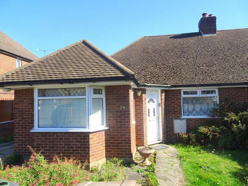 3 Bedrooms Bungalow for sale in Faringdon Road, Luton, Bedfordshire, LU4 0EB