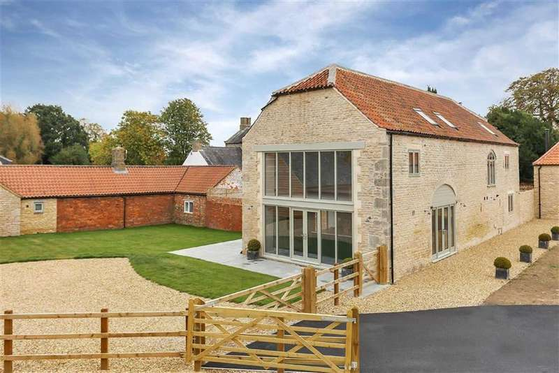4 Bedrooms Detached House for sale in North Street, Digby, Lincoln, Lincolnshire