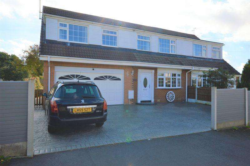 4 Bedrooms Semi Detached House for sale in Rose Avenue, Littleborough