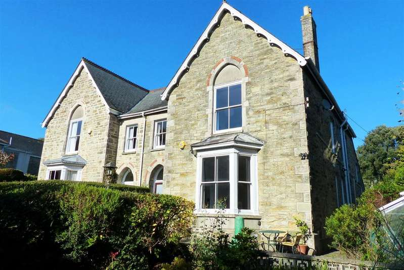 5 Bedrooms Semi Detached House for sale in Agar Road, Truro