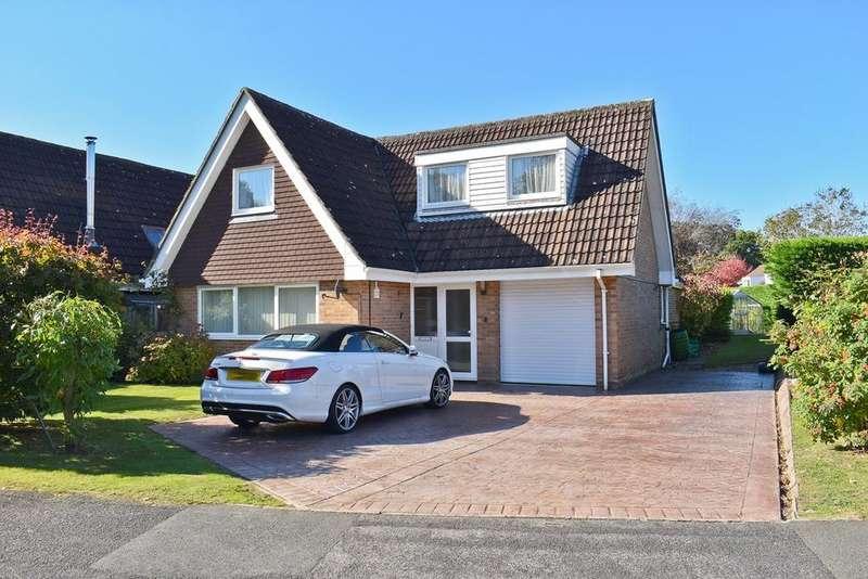 3 Bedrooms Detached House for sale in Moorlands Close, Brockenhurst, SO42