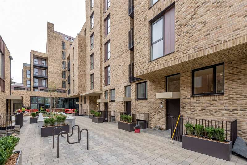 2 Bedrooms Apartment Flat for sale in 12 Hand Axe Yard, 277A Gray's Inn Road, Kings Cross, London, WC1X