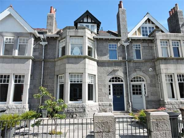 4 Bedrooms Terraced House for sale in Fonthill Terrace, Aberdeen