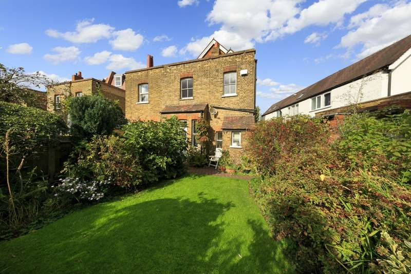 5 Bedrooms Property for sale in Vernon Road, East Sheen