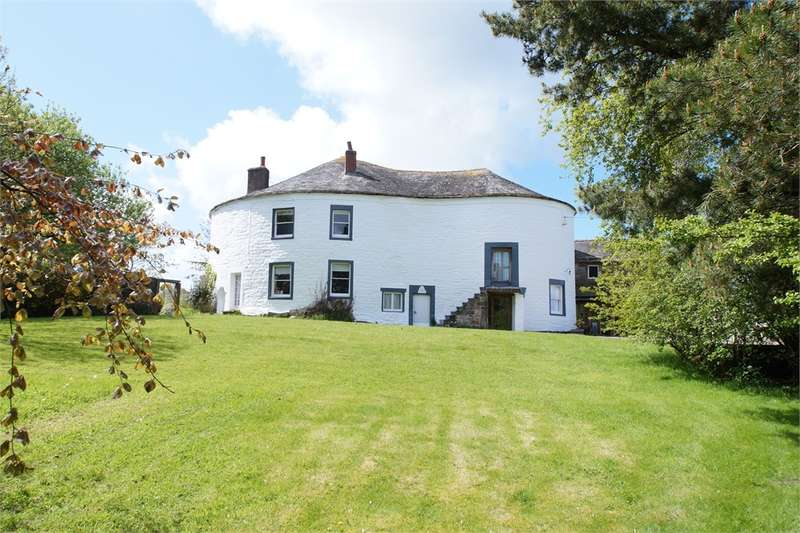 5 Bedrooms Detached House for sale in CA7 8BA Fiddleback Farm, West Woodside, Wigton, Cumbria