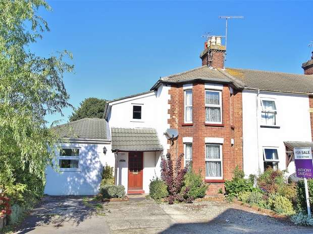 6 Bedrooms Semi Detached House for sale in Denmark Road, POOLE, Dorset
