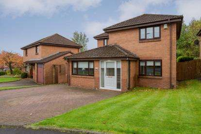 3 Bedrooms Detached House for sale in Patna Court, Hamilton