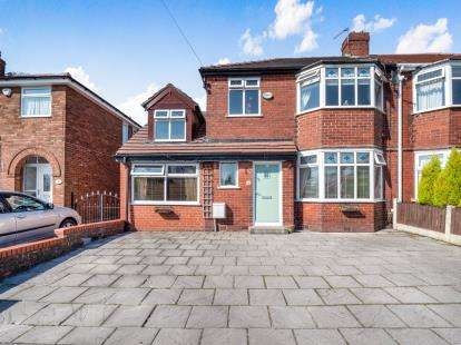 5 Bedrooms Semi Detached House for sale in Westbrook Road, Swinton, Manchester, Greater Manchester
