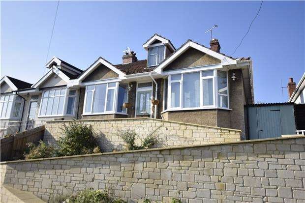 3 Bedrooms Semi Detached Bungalow for sale in 92 Cairns Road, BRISTOL, BS6 7TQ