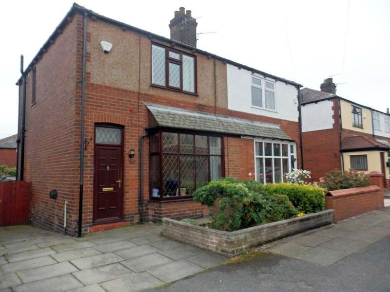 2 Bedrooms Semi Detached House for sale in Tenby Avenue, Heaton