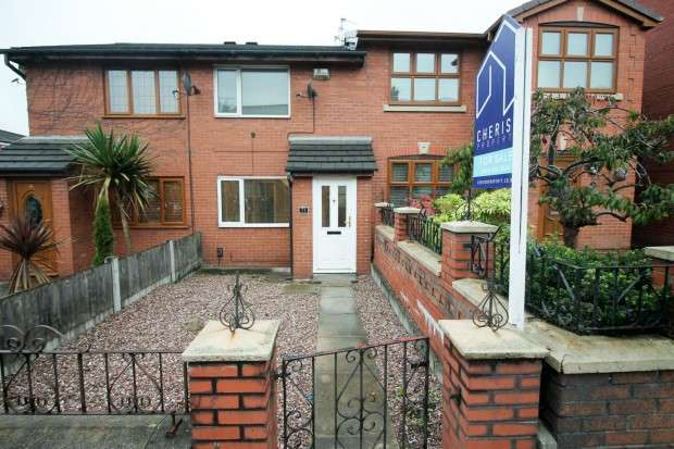 2 Bedrooms Terraced House for sale in Ainsworth Road, Manchester , M26