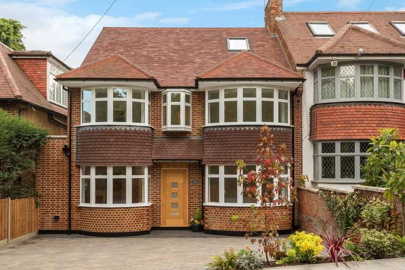 5 Bedrooms House for sale in Coppice Walk, Totteridge, N20