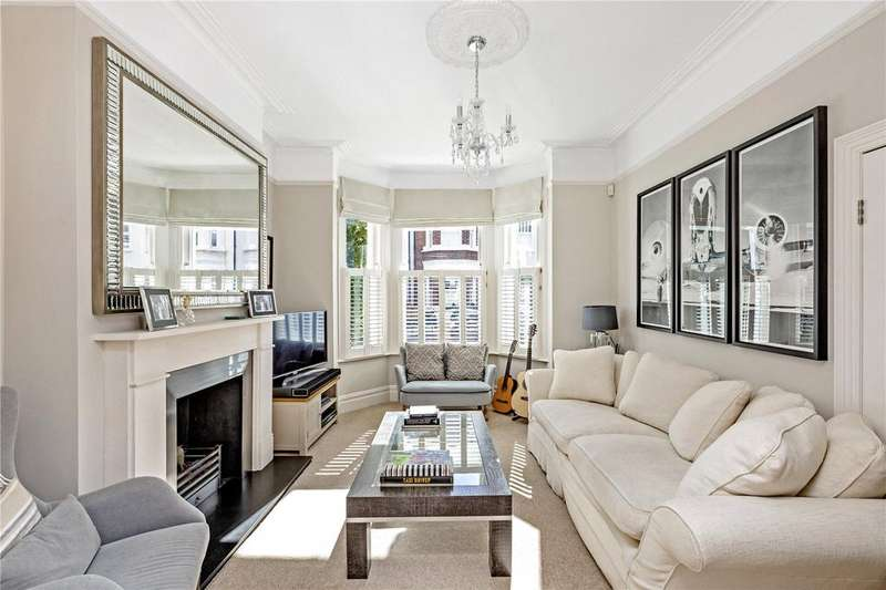 5 Bedrooms Terraced House for sale in Quarry Road, London, SW18