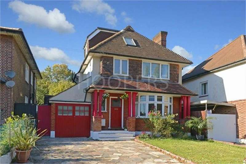 5 Bedrooms Detached House for sale in Birchen Grove, London