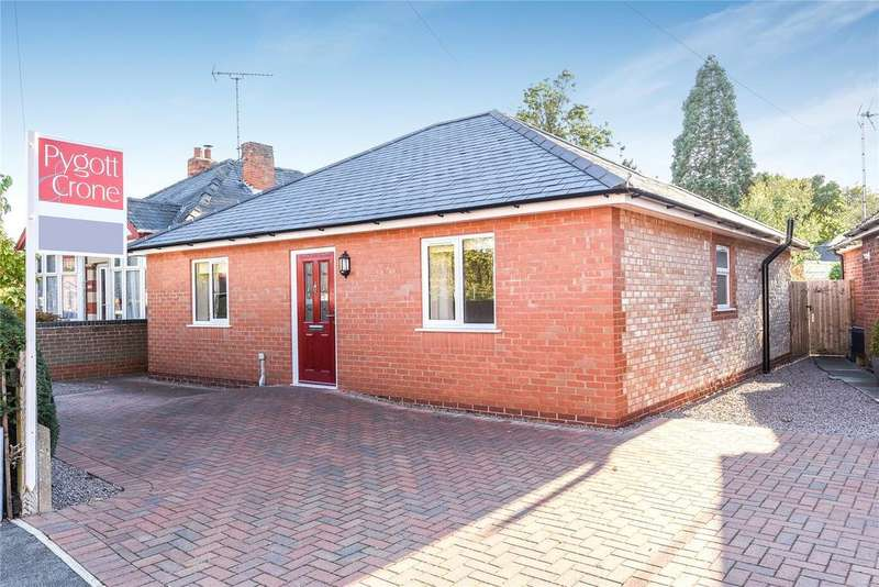 2 Bedrooms Detached Bungalow for sale in Holland Road, Spalding, PE11