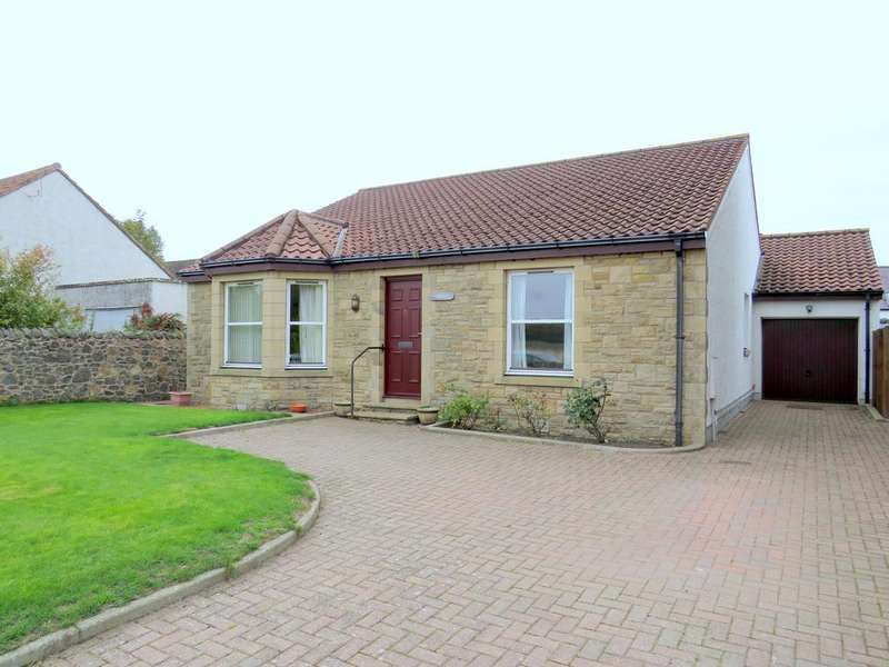3 Bedrooms Detached Bungalow for sale in Haddington Road, Aberlady EH32