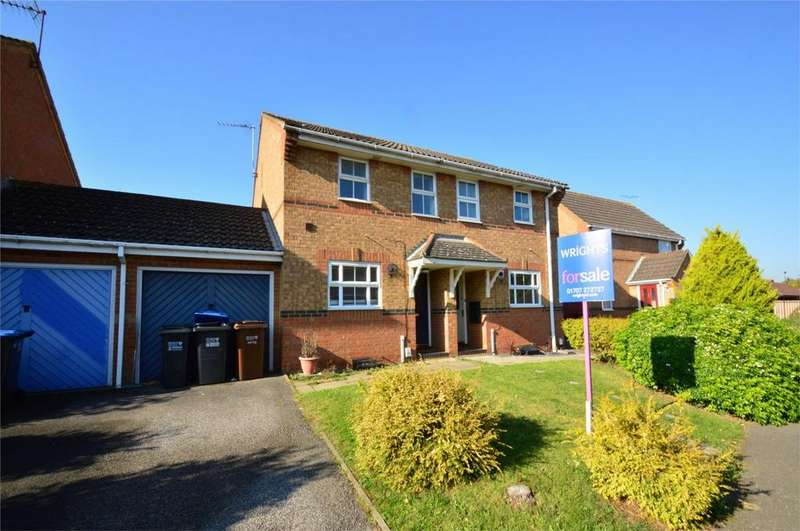 2 Bedrooms Semi Detached House for sale in Drakes Way, HATFIELD, Hertfordshire