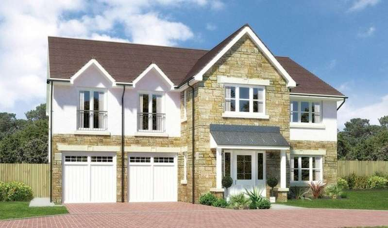5 Bedrooms Detached House for sale in Hunters Meadow, Auchterarder