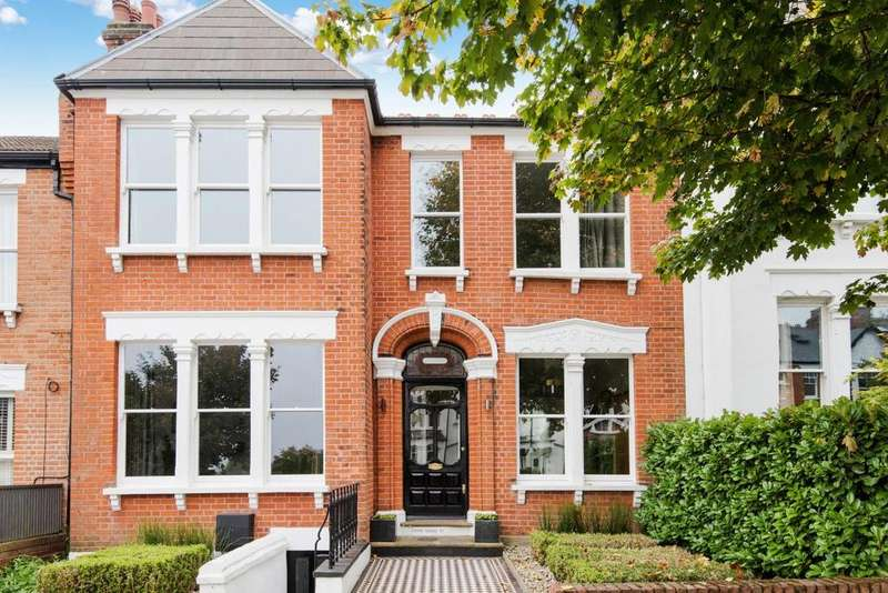 5 Bedrooms Terraced House for sale in Muswell Road, Muswell Hill
