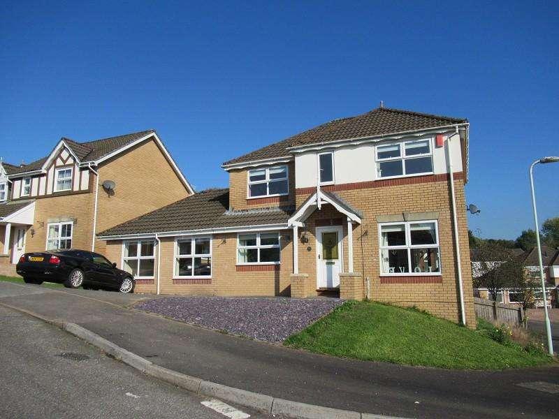 4 Bedrooms Detached House for sale in Parc-tyn-y-waun , Llangynwyd, Maesteg, Bridgend. CF34 9RH
