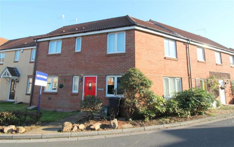 3 Bedrooms Terraced House for sale in Malin Parade, Portishead, North Somerset,