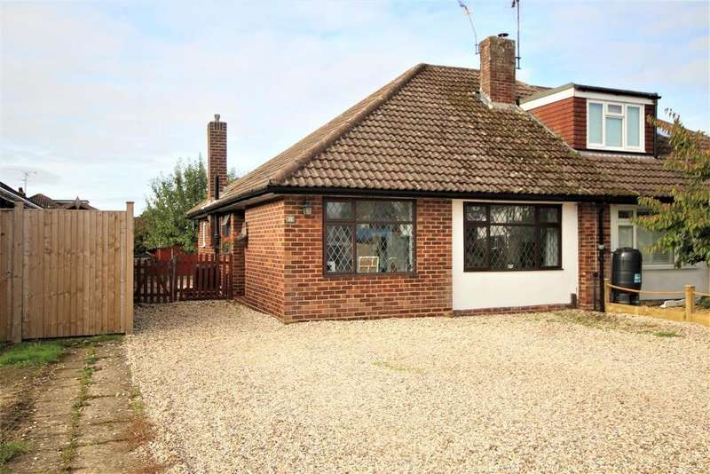 2 Bedrooms Semi Detached Bungalow for sale in Paddock Heights, Reading