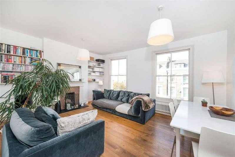 2 Bedrooms Maisonette Flat for sale in Arthur Road, London
