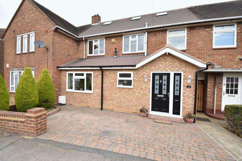 5 Bedrooms Terraced House for sale in Exton Avenue, Luton