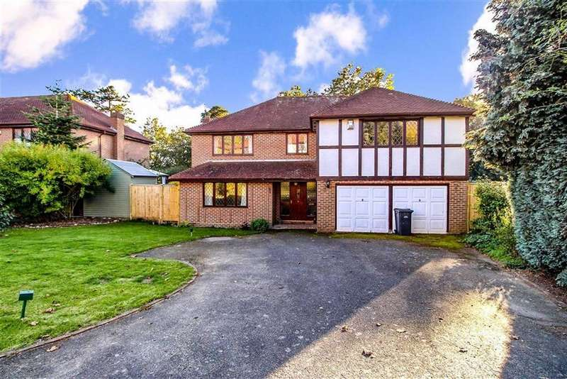 5 Bedrooms Detached House for sale in Sandrock Park, Hastings, East Sussex