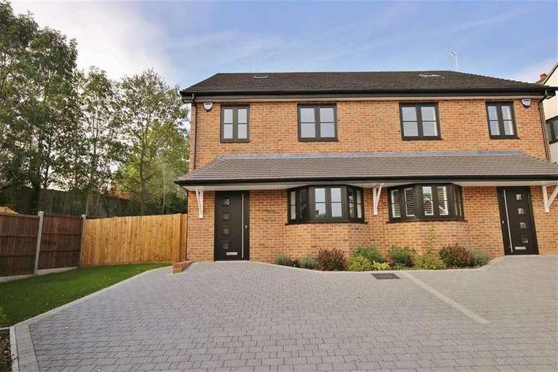 4 Bedrooms Semi Detached House for sale in Snodland, Kent
