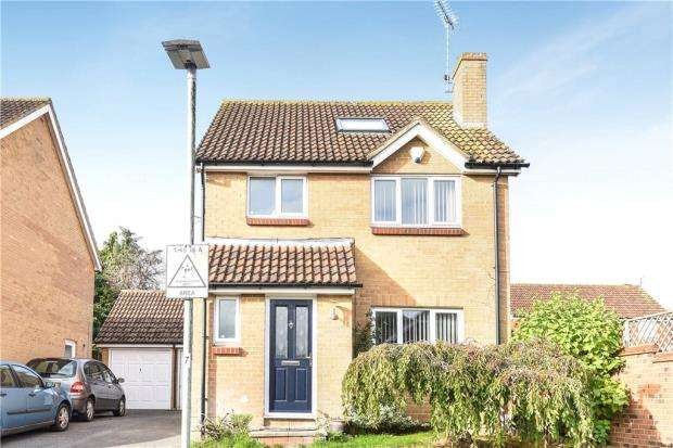 4 Bedrooms Detached House for sale in Egremont Drive, Lower Earley, Reading