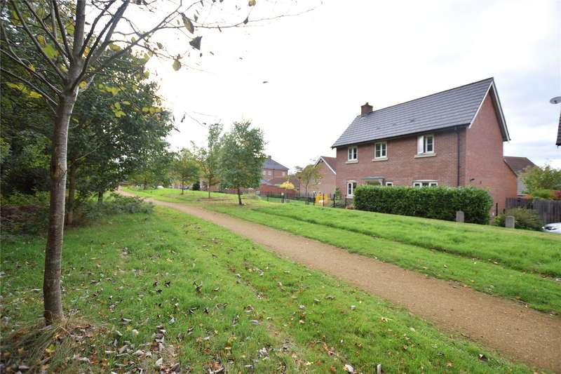 4 Bedrooms Detached House for sale in Bayden Square, Bracknell, Berkshire, RG12