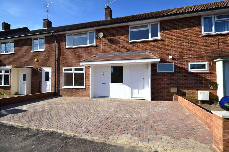 4 Bedrooms Terraced House for sale in Wilwood Road, Bracknell, Berkshire, RG42