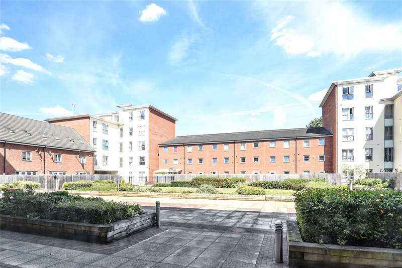 2 Bedrooms Apartment Flat for sale in Englefield House, Moulsford Mews, Reading, Berkshire, RG30