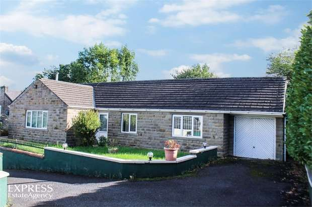 3 Bedrooms Detached Bungalow for sale in Moseley Road, Burnley, Lancashire