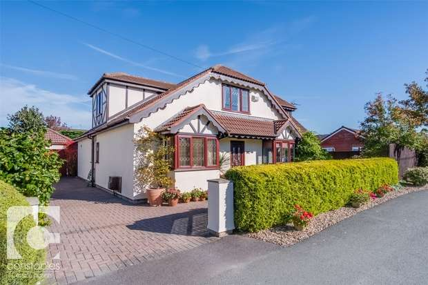 4 Bedrooms Detached House for sale in Quayside, Little Neston, Neston, Cheshire