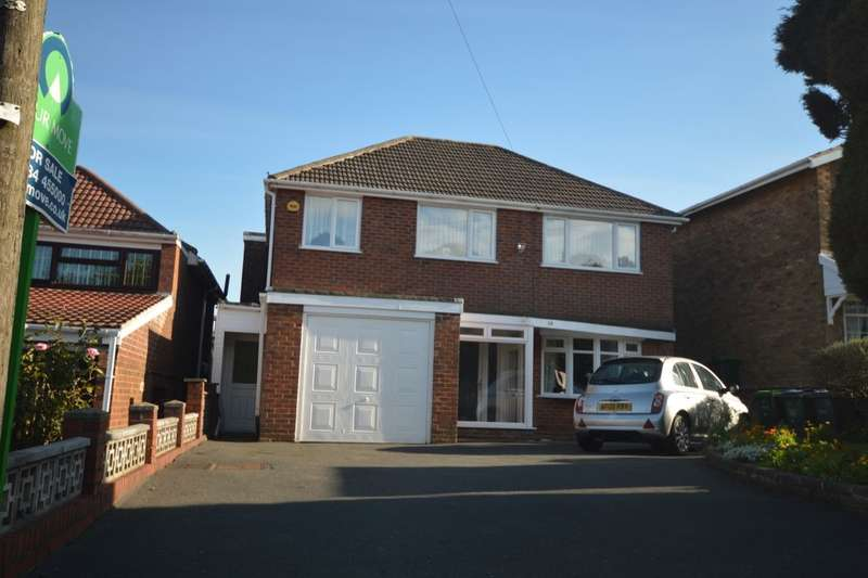 5 Bedrooms Detached House for sale in Tower Road, Tividale, Oldbury, B69