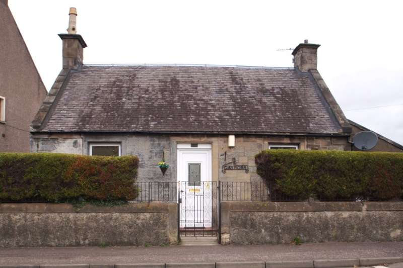 2 Bedrooms Detached Bungalow for sale in Durie Street, Leven, KY8