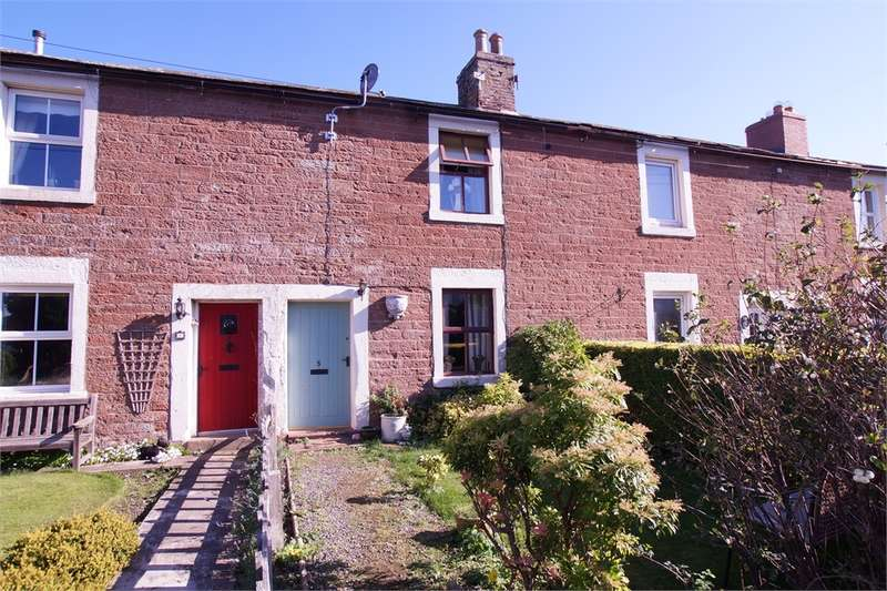 2 Bedrooms Cottage House for sale in CA8 9BH Burnrigg, Heads Nook, BRAMPTON, Cumbria
