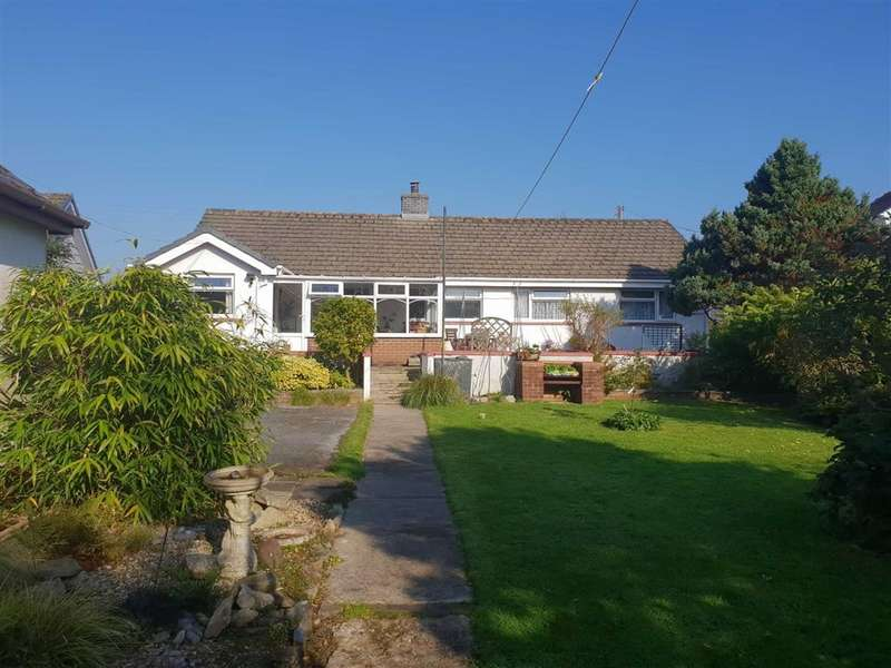 3 Bedrooms Detached Bungalow for sale in Velfrey Road, Whitland, Carmarthenshire