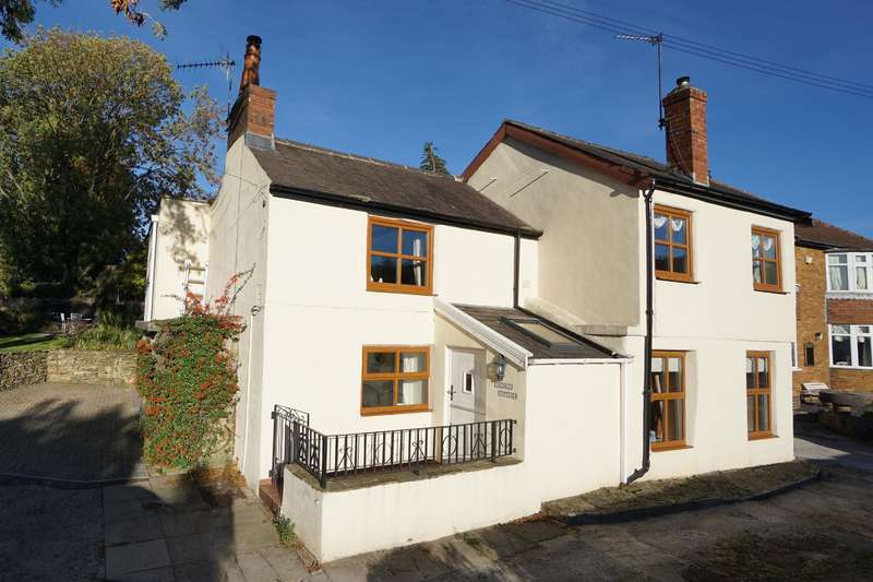 2 Bedrooms Cottage House for sale in Thimble Cottage, Bole Hill, Graves Park, Sheffield, S8 8QE