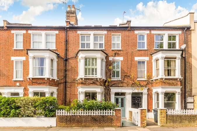 7 Bedrooms Terraced House for sale in Beaumont Road, Chiswick