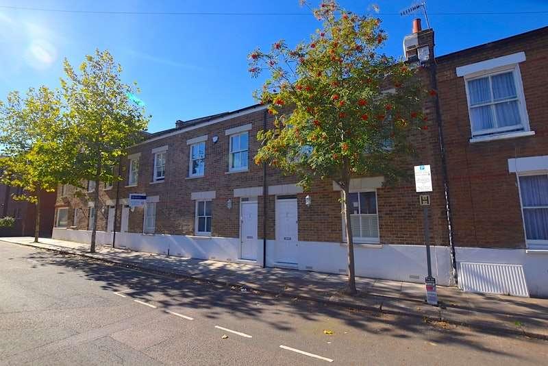 3 Bedrooms Terraced House for sale in Banim Street, London, London, W6