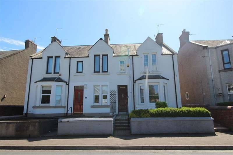 2 Bedrooms Flat for sale in Main Road, EAST WEMYSS, Fife