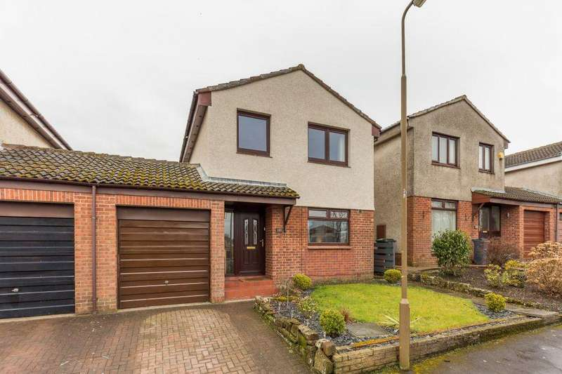 3 Bedrooms Detached Villa House for sale in 140 Echline Drive, South Queensferry, EH30 9XG